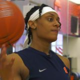 Britney Sykes' Epic 3-Pointer